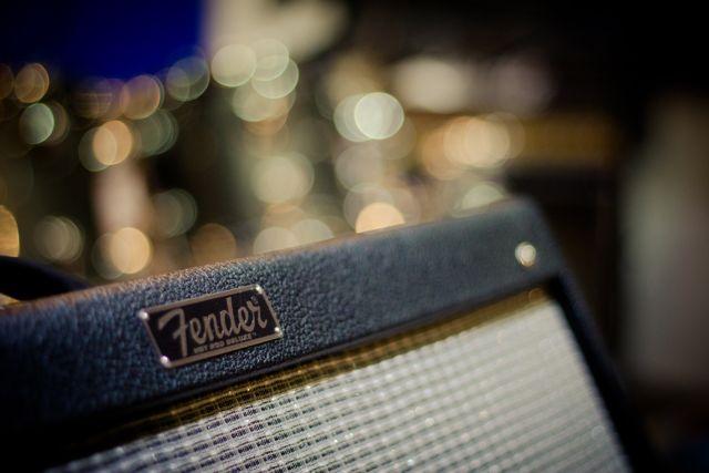 fender hot rod deluxe estudio en monterrey studio platino