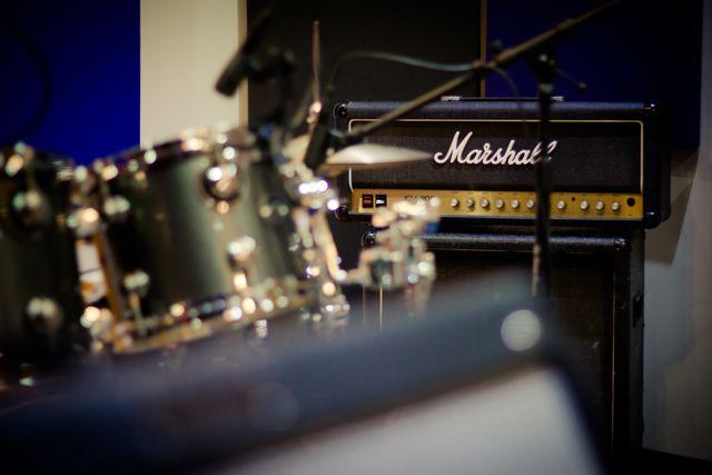 marshall fender estudio en monterrey